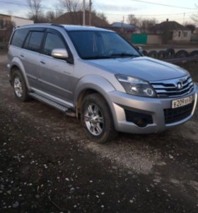 great wall hover h3 2012