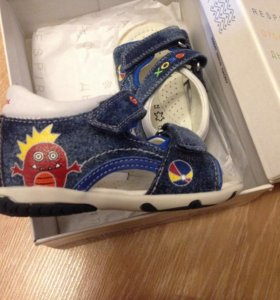 Туфельки для мальчика