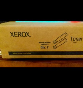 Тонер Xerox