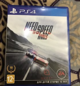 Need for Speed Rivals б/у для PS-4