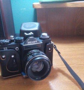 Фотоаппарат Зенит11