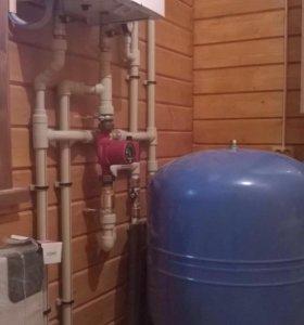 Сантехника. Отопление, водоснабжение канализация