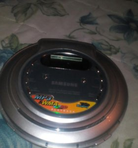 MP3 WMA CD плеер SAMSUNG MCD-HM200