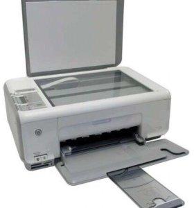 HP Photosmart C3183 (МФУ)