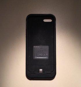 чехол-аккумулятор для IPhone 5/5s