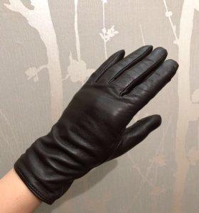 Кожаные перчатки Эконика 6 - 6.5
