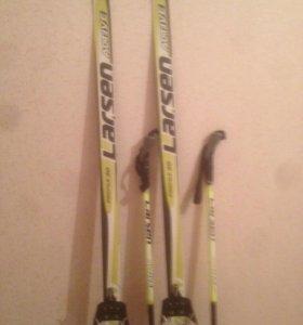 Лыжи 170см