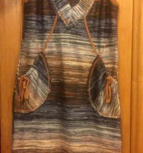 Платье сарафан Weaving