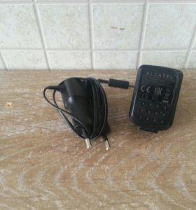 Зарядник микро USB и вилка