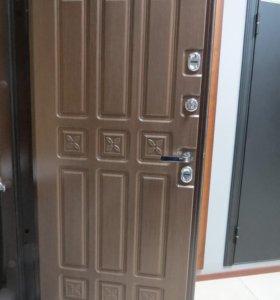 Уличная дверь Снегирь от Торэкс