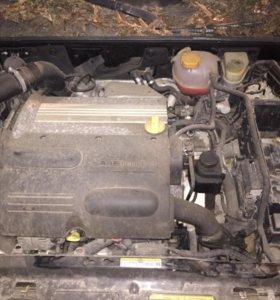 Saab 9-3 2007 год