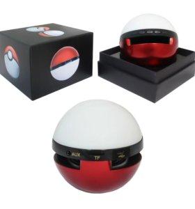 Колонка PokeBall с MP3 плеером