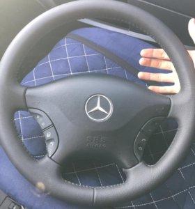Мультируль на Mercedes benz sprinter