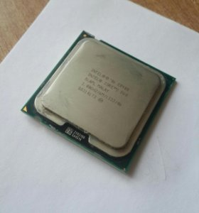 Процессор intel E8400 Core 2 Duo 3.00GHZ/M6