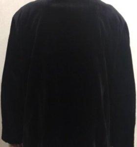 Мужская Норковая шуба