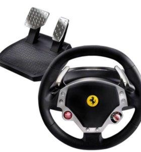 Руль ThrustMaster Ferrari F430 Force Feedback