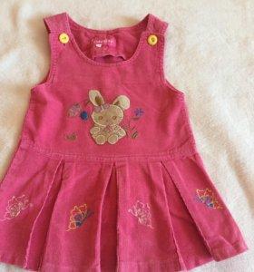Детское платье и сарафан