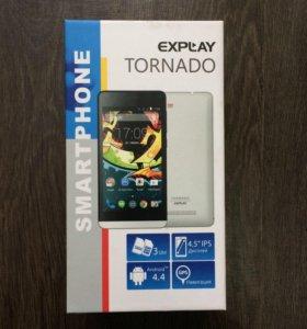 Смартфон Tornado Explay.