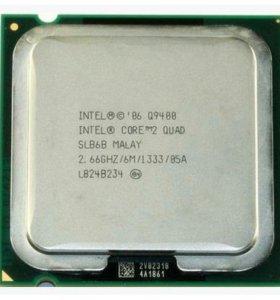 Процессор Intel Core 2 Quad Q9400 2.66MHz LGA775