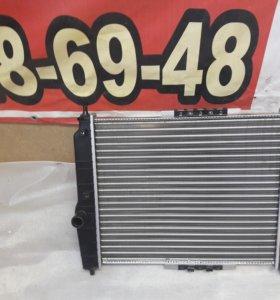 Радиатор Daewoo kalos 05-