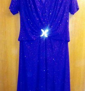 Платье р54-56