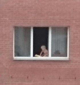 Ребенок не выпадет из окна