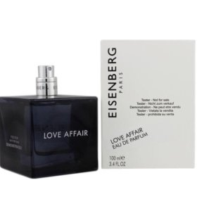 Jose Eisenberg Love Affair Homme тестер