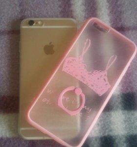 Чехол на iPhone 6(Новый)