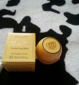 Смягчающее средство с медом