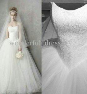 Новое Свадебное платье. 40-44