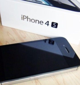 iPhone 4s на 8г