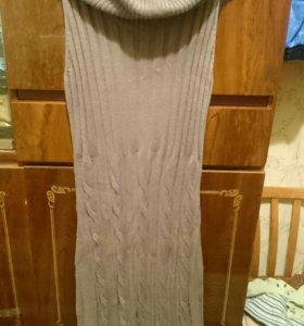 Фирменное платье-лапша