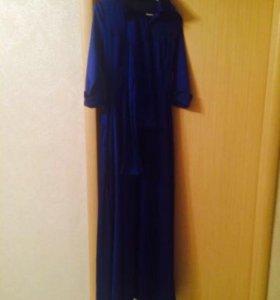 Ysl платье в пол