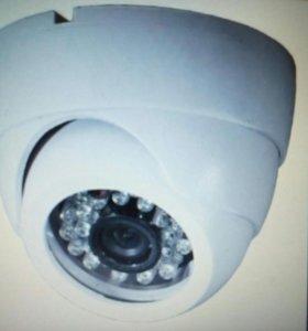 Камеры HD видеонаблюдения 100м