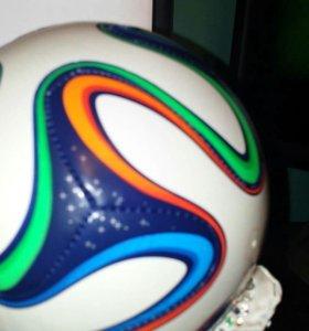 Мяч Adidas brazuka мини