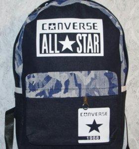 Новый рюкзак Converse