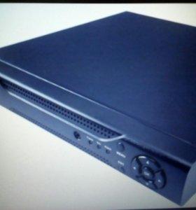 4 ех канальный HD видеорегистратор облачный
