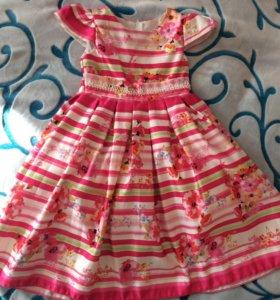 Платье детское (5-6 лет )