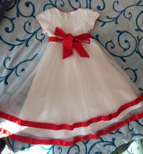 Платье детское (5-6лет)