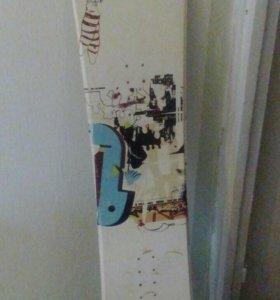 Сноуборд 158см