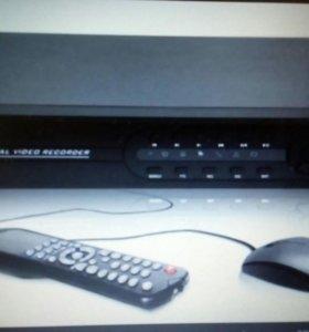 8 и канальный HD видеорегистратор