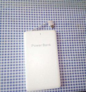 Power bank резервный аккумулятор