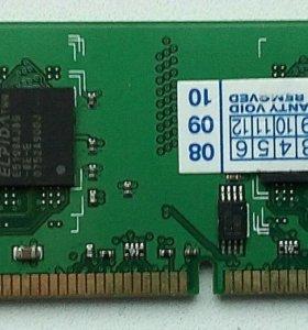 Оперативка DDR2 PC2-6400 1Gb