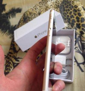 Айфон 6-кА золотая