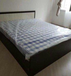 Новая Кровать 160 с Матрасом