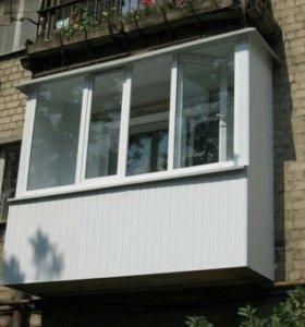 Окна,балконы,жалюзи, рулонные шторы