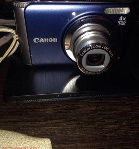 Фотоаппарат Canon PoverShot A3100