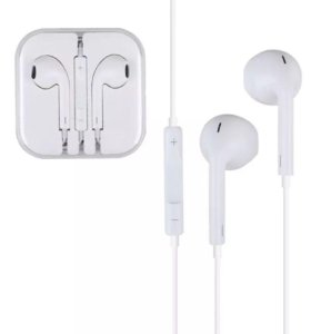 Наушники EarPods 🎧
