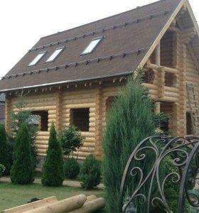 Строительство домов из бревна и бруса