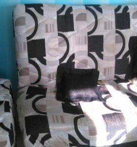 Кресло кровать с механизмом клик кляк